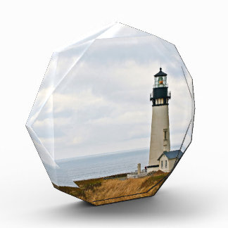 Lighthouse In Yaquina Head Award