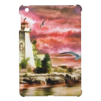 Lighthouse iPad Mini Case