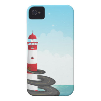 Lighthouse iPhone 4 Case-Mate Cases