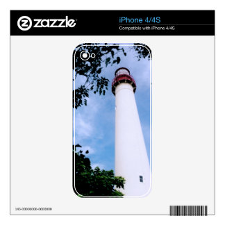 Lighthouse iPhone 4S Decal