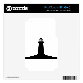 LIGHTHOUSE iPod TOUCH 4G SKIN