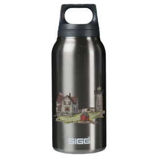 Lighthouse & Keepers House Insulated Water Bottle