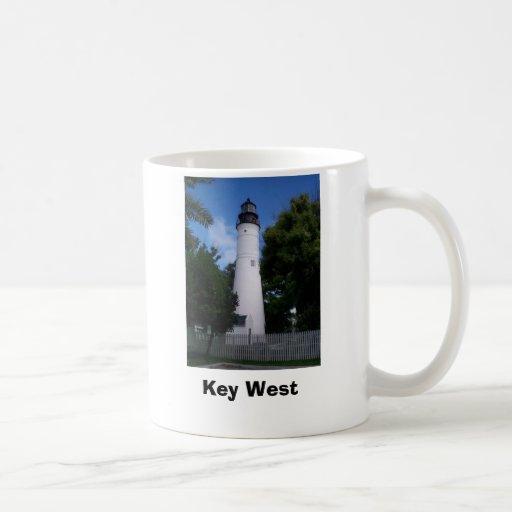 lighthouse_keywest, Key West Coffee Mug