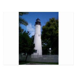 lighthouse_keywest postcard
