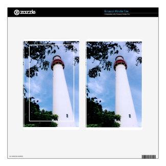 Lighthouse Kindle Fire Skins