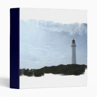 Lighthouse Ledge Binder