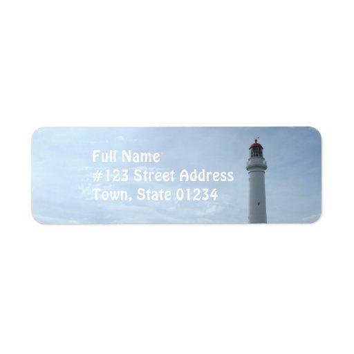 Lighthouse Ledge Mailing Labels