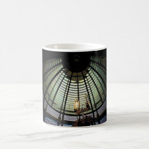 Lighthouse Lens Mug