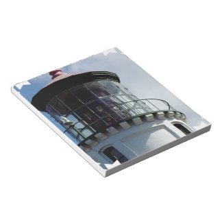 Lighthouse Light Notepad
