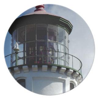 Lighthouse Light Plate