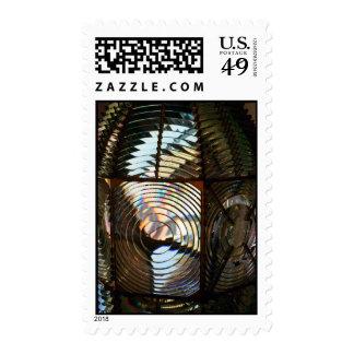 Lighthouse Light Postage Stamp