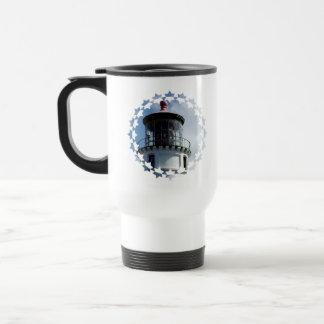 Lighthouse Light Travel Mug