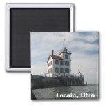 Lighthouse magnet