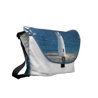 Lighthouse Messenger Bag