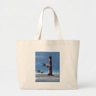 Lighthouse Morris Island Bag