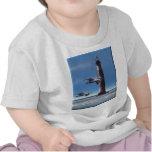 Lighthouse Morris Island Tshirts