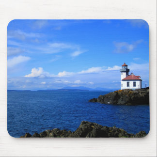 Lighthouse Mouse Pad