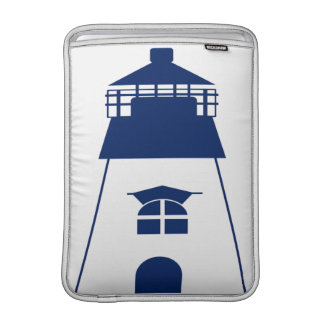 Lighthouse Navy Sleeves For MacBook Air