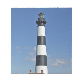lighthouse note pad