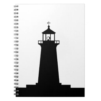 LIGHTHOUSE NOTEBOOK