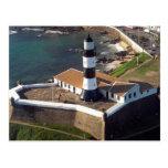 Lighthouse of Barra Postcard