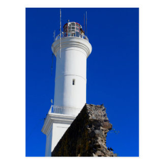 Lighthouse of Colony del Sacramento Postcard