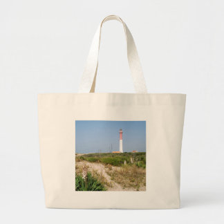 Lighthouse of La Coubre in France Jumbo Tote Bag