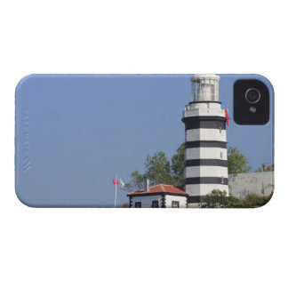 Lighthouse of Sile, Istanbul, Turkey iPhone 4 Cover