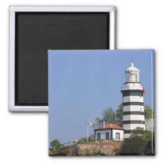 Lighthouse of Sile, Istanbul, Turkey Magnet
