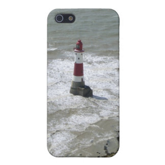 Lighthouse off Beachy Head, East Sussex Case For iPhone 5