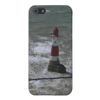 Lighthouse off Beachy Head, East Sussex. Covers For iPhone 5