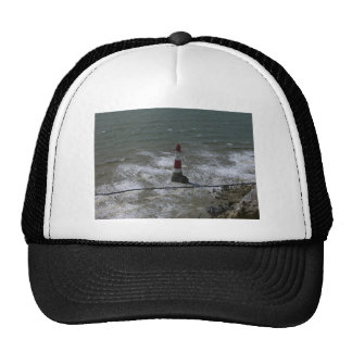 Lighthouse off Beachy Head, East Sussex. Trucker Hat