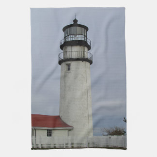 Lighthouse on Cape Cod Hand Towel