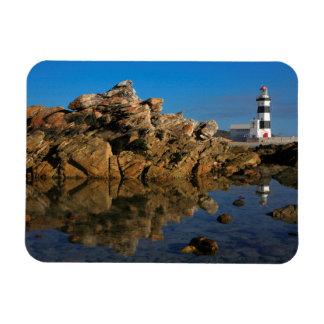 Lighthouse on Cape Recife Rectangular Photo Magnet