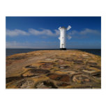 Lighthouse on the Mole in Swinemuende Post Card