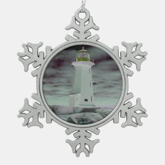 Lighthouse Ornament Peggy S Cove Nova Scotia