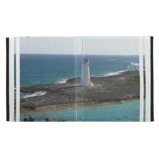Lighthouse Photo iPad Folio Cover