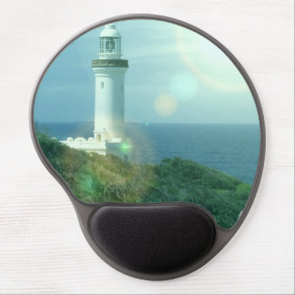 Lighthouse Photo Gel Mouse Pad