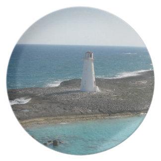 Lighthouse Photo Plate