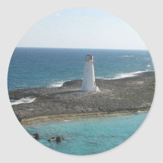 Lighthouse Photo Sticker