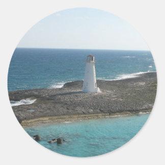 Lighthouse Photo Sticker