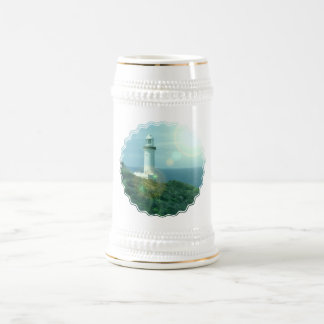 Lighthouse Photos Beer Stein