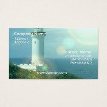 Lighthouse Photos Business Card