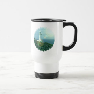 Lighthouse Photos Plastic Travel Mug