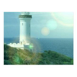 Lighthouse Photos Postcard