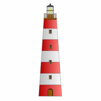 Lighthouse Acrylic Cut Outs