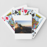 lighthouse playingcards bicycle card deck