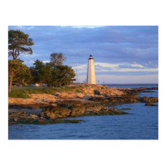 Lighthouse Point Postcard