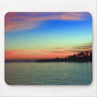 Lighthouse Point, Santa Cruz, CA Mouse Pad