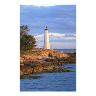 Lighthouse Point Custom Stationery